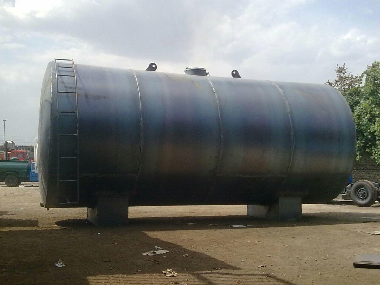 مخازن پمپ بنزین